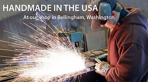 Man Using Metal Cutting Torch