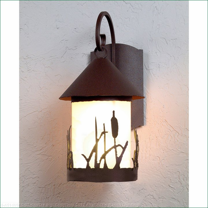 Cattails Lantern