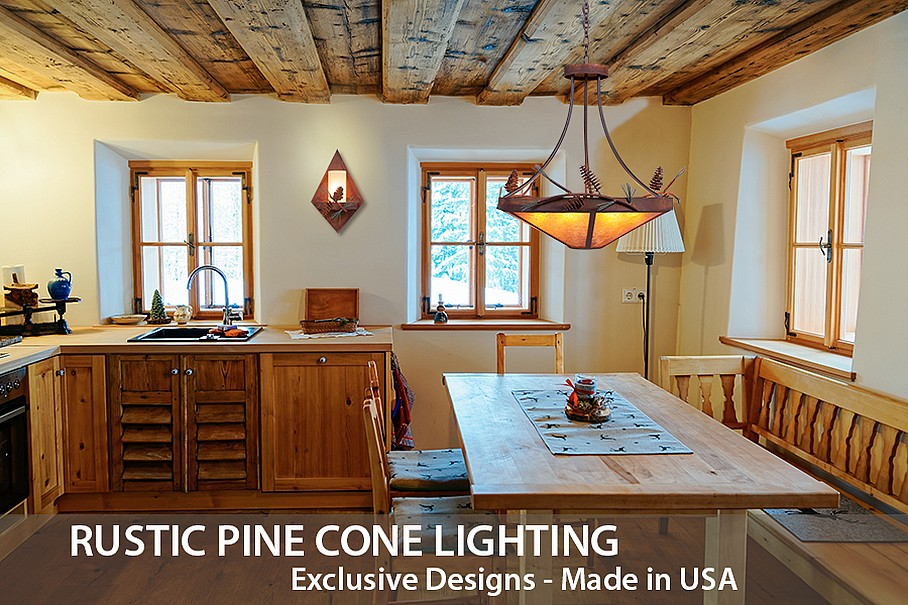 Pine Cone Lighting Lighting