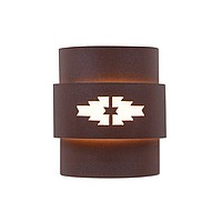Southwest Style Wall Lights - Sconces